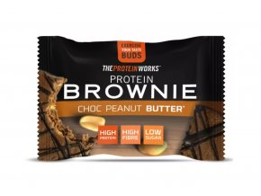 TPW Protein Brownies