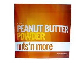 Nuts 'N More Arašídové máslo v prášku javorový sirup 284g