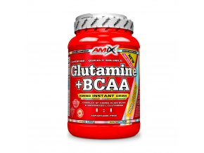 Glutamine+bcaa 1000g flavored
