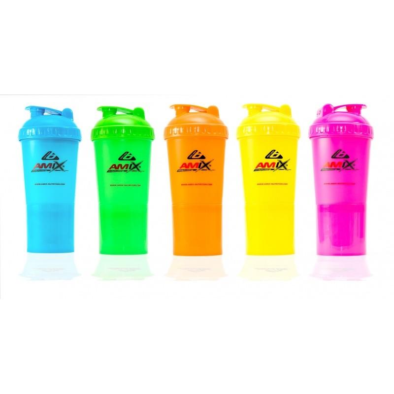 Amix Nutrition Amix Shaker Monster Bottle Color Barva: Růžová