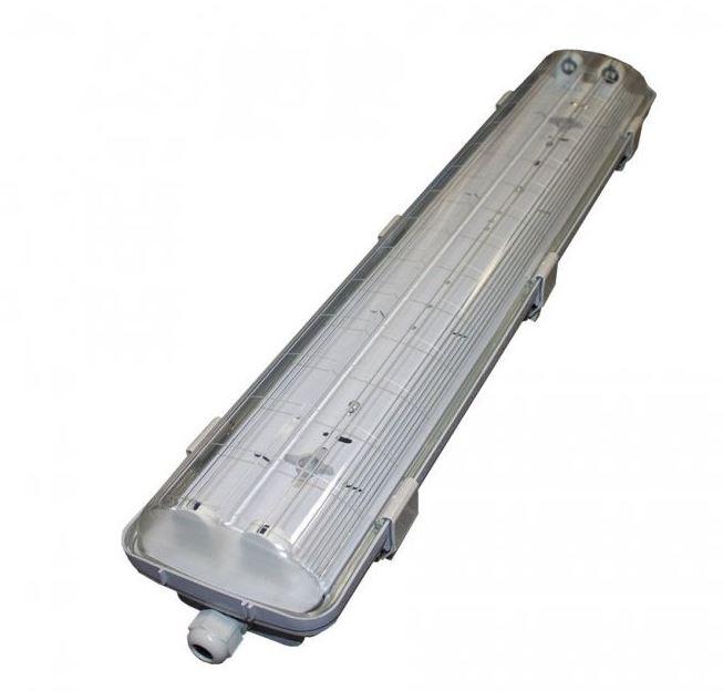 LED prachotěsná svítidla