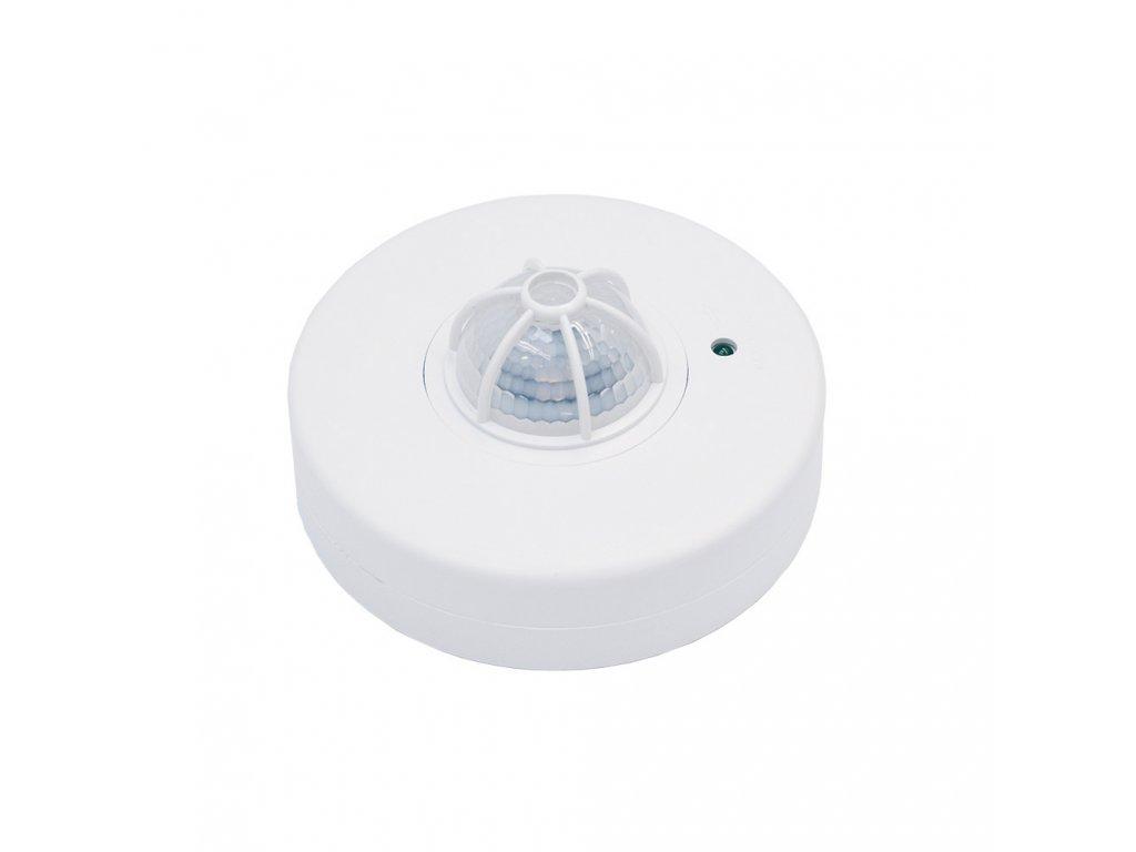 Pohybové čidlo PIR SES06WH 1200W 360° IP20 bílé