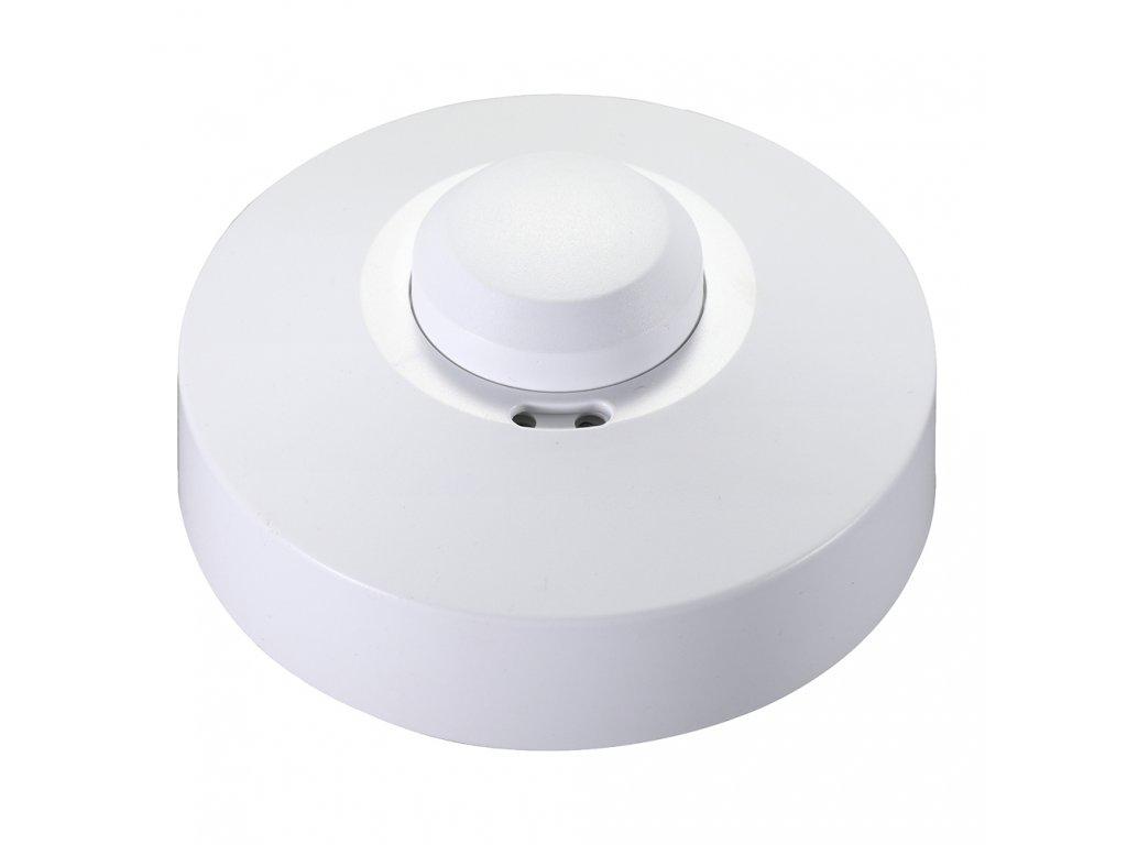 Pohybové čidlo-mikrovlnné SES60WH 1200W 360° IP20 kulaté bílé
