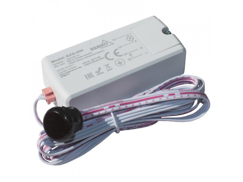 24611 1 senzor priblizeni kzq 500 500w ip20 2m sonda