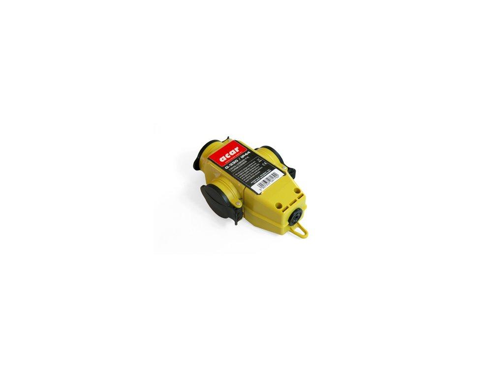 27042 adapter g 330 pro 3 kulate vidlice ip44