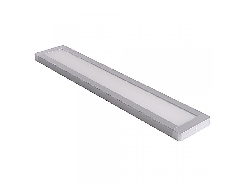 Přisazený LED panel ALENA 35W 4000K stříbrná