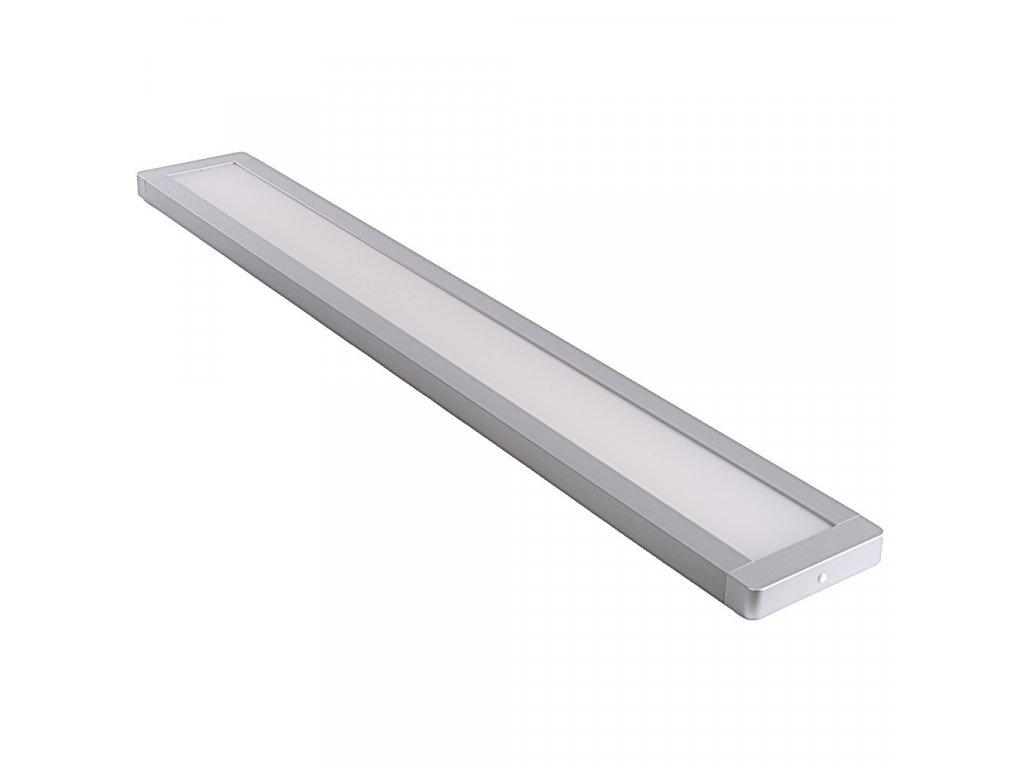 Přisazený LED panel ALENA 48W 4000K stříbrná