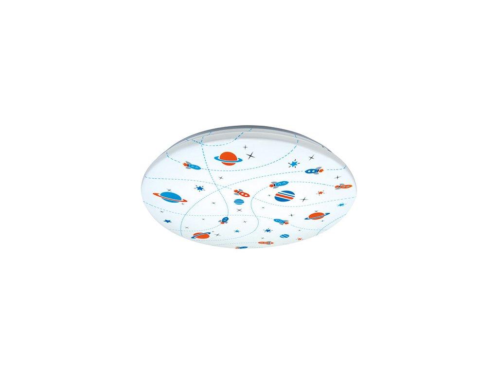 Plafoniera KIDI LED COSMOS 20W 1300lm 4000K IP44 160° bílá
