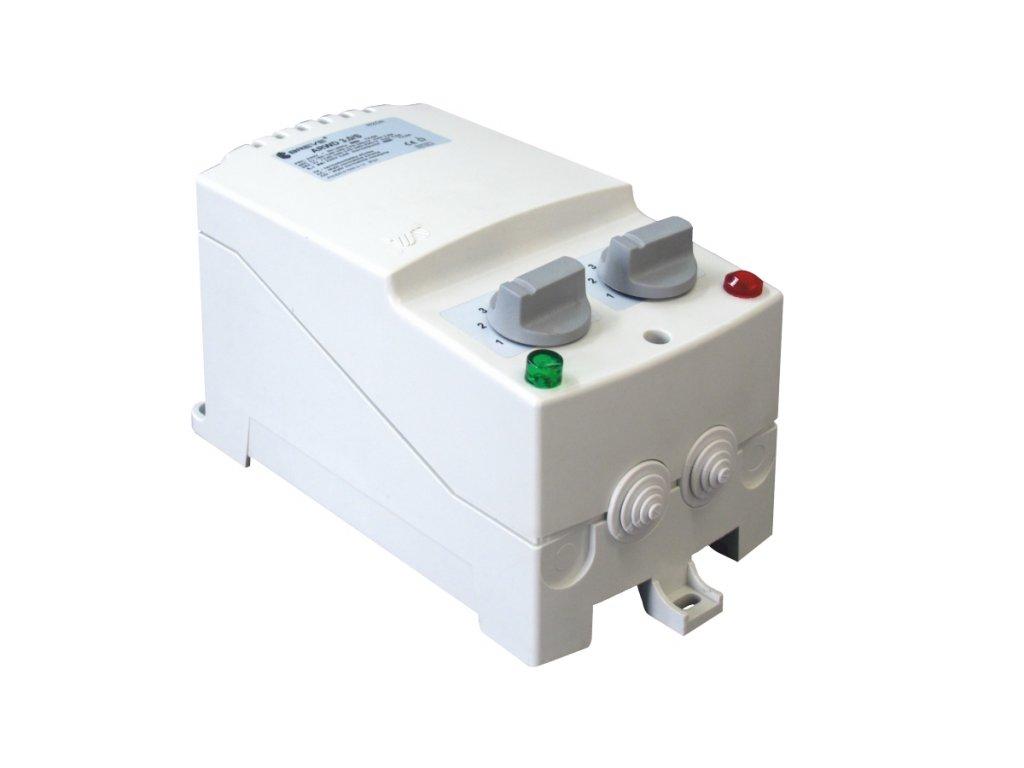 31298 arwd 7 0 s jednofazovy regulator otacek ventilatoru dvourychlostni