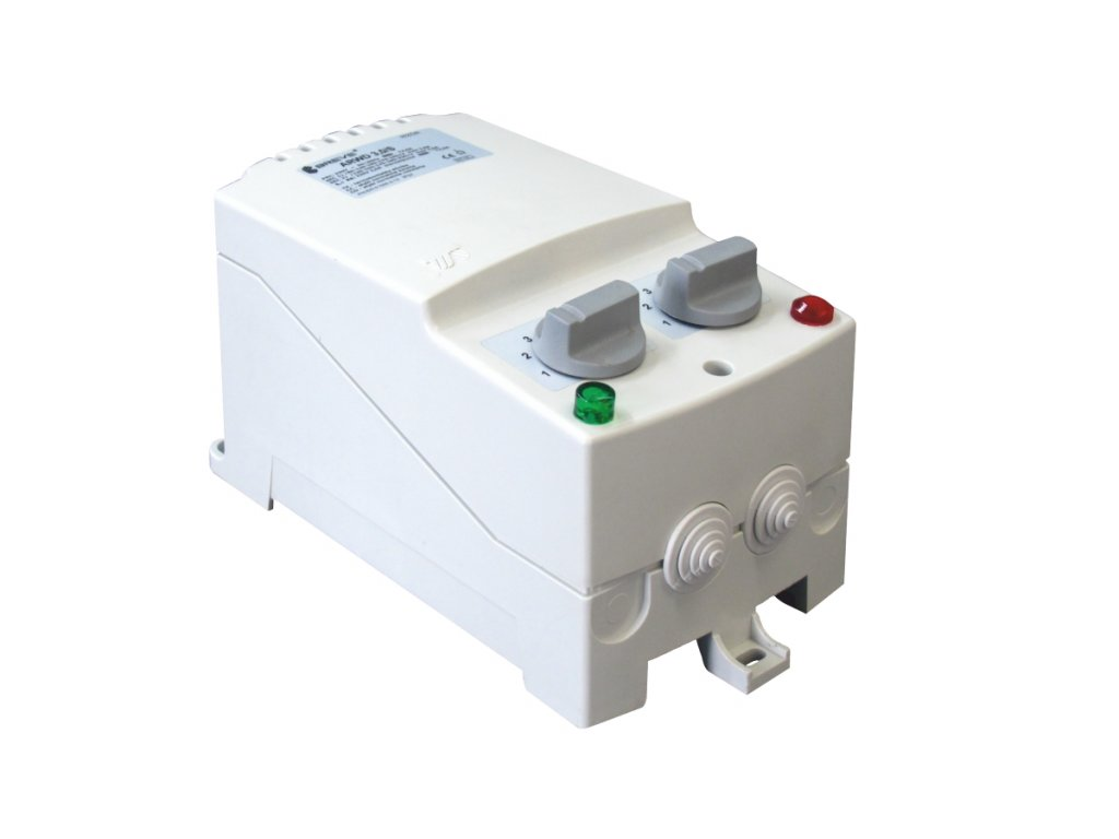 31304 arwd 14 0 s jednofazovy regulator otacek ventilatoru dvourychlostni