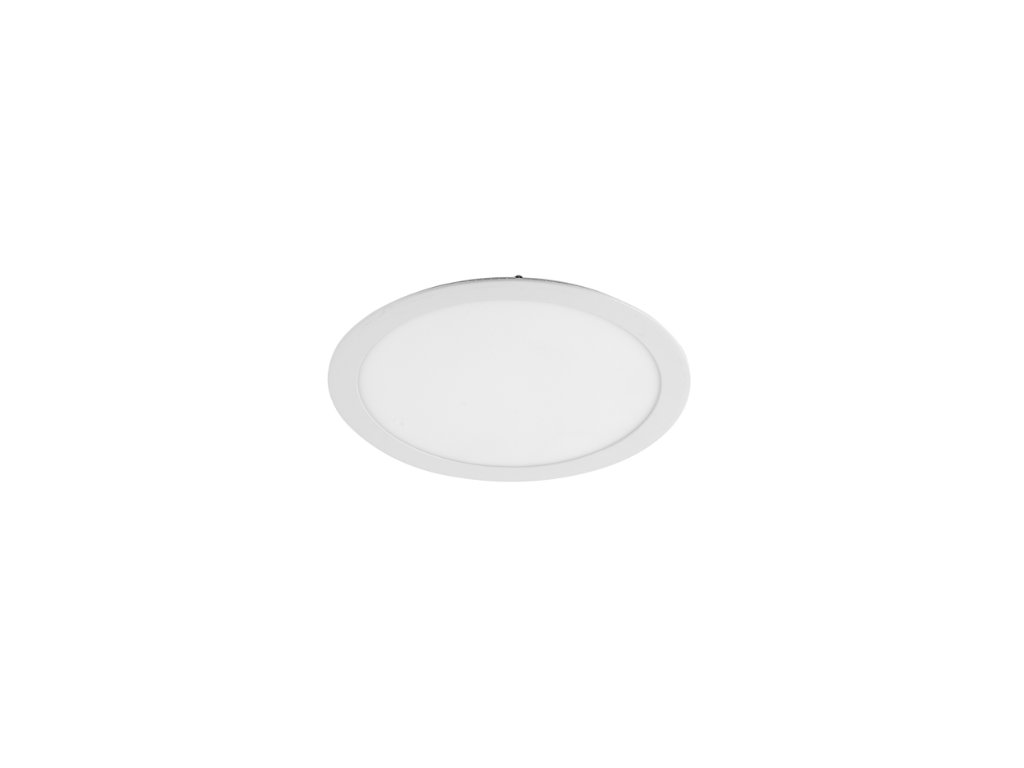 38642 downlight kulaty boled 9w ip20 3000k 520lm bila