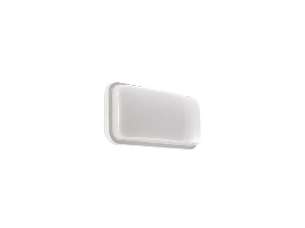 38939 nastenne svitidlo albin led 20w 1500lm 4000k ip55 white 296x150x77mm
