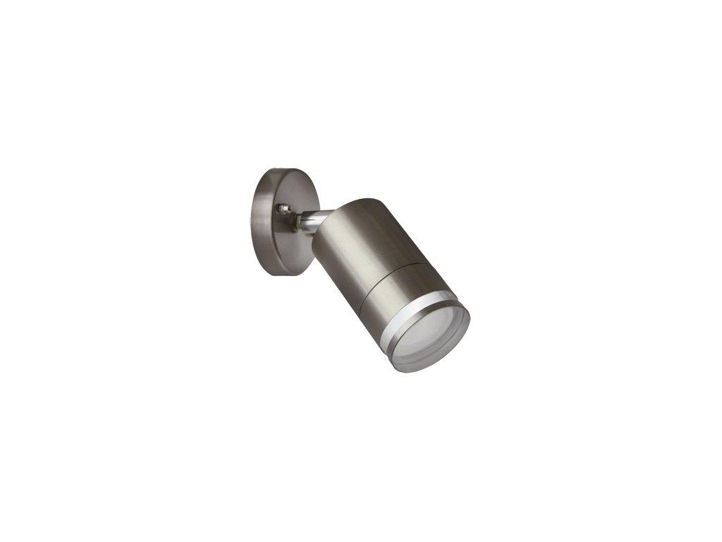 Nástěnné svítidlo TARAS SPT INOX GU10 max. 35W IP54 matný chrom