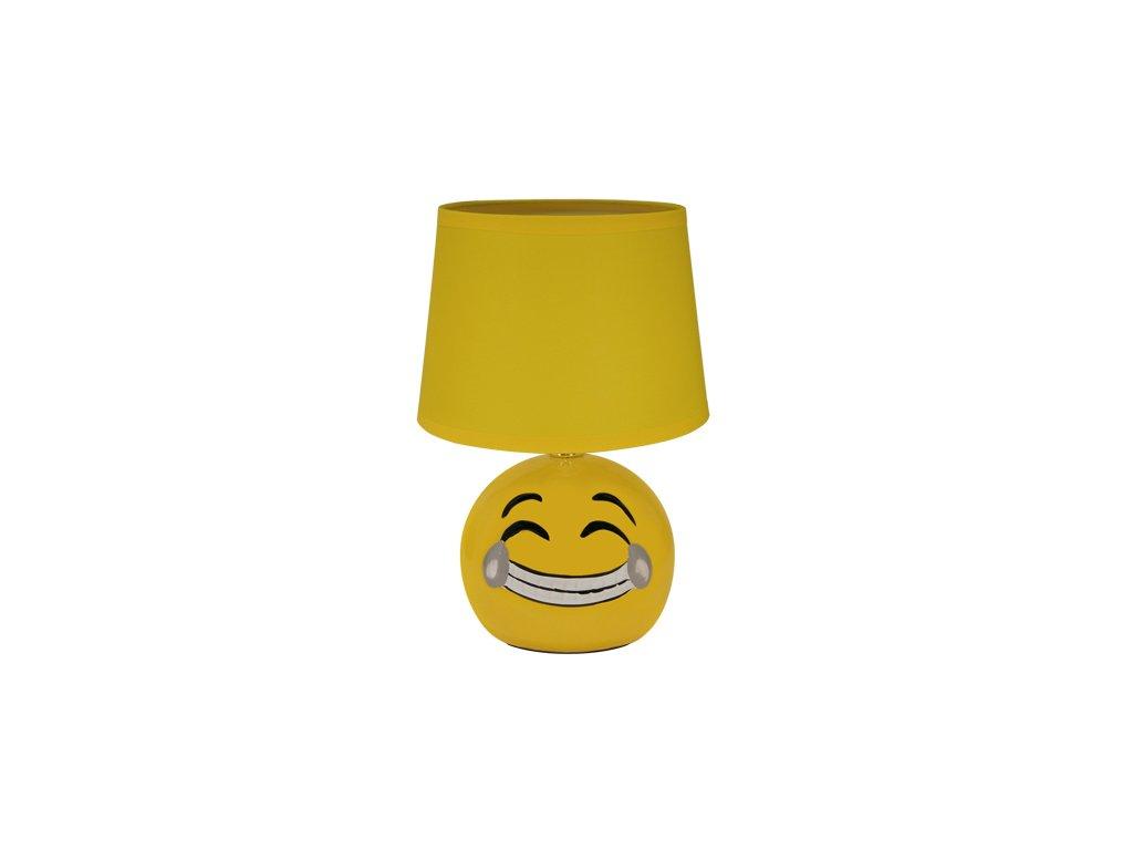 39881 stolni lampicka emo e14 yellow
