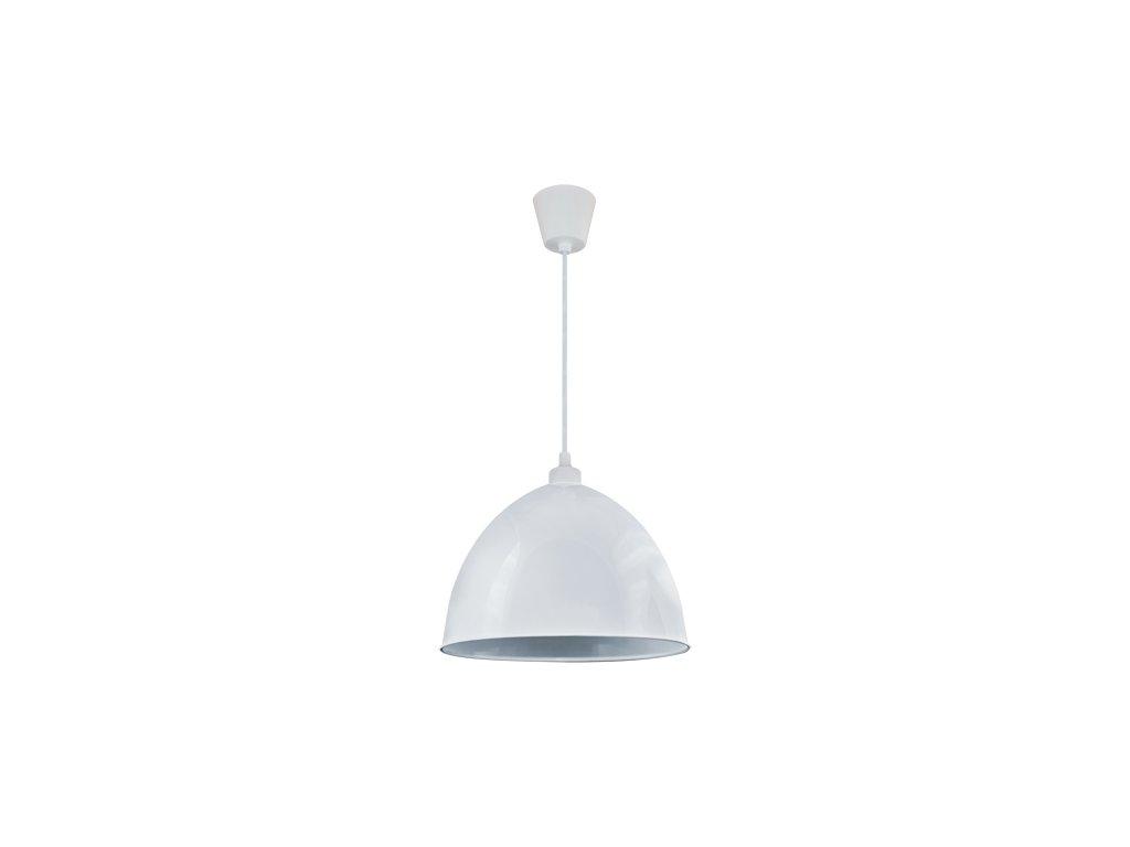 Závěsné svítidlo INKA 30 E27 max.25W IP20 bílá
