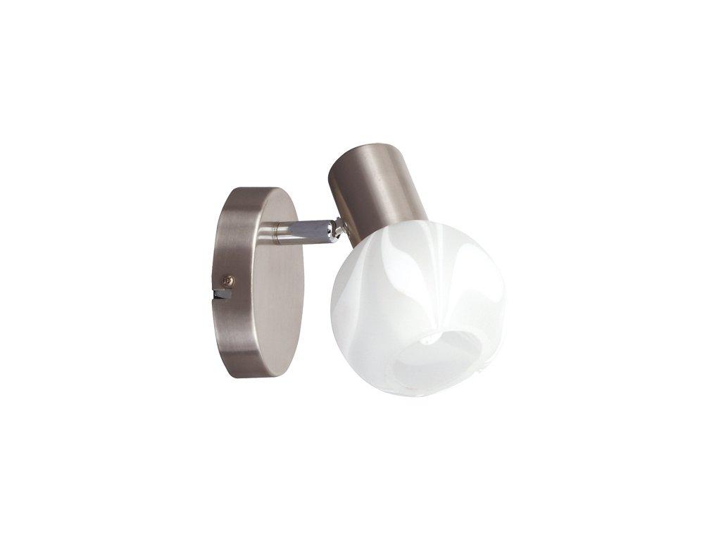 Přisazené svítidlo BODRUM-1 HL785N max. 9W E14 IP20 matný chrom