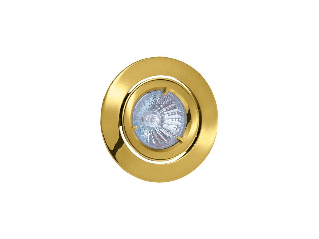 40157 bodove svitidlo acelya hl753 golden