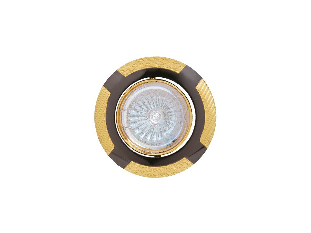40217 bodove svitidlo leylak hl797 titanium black golden