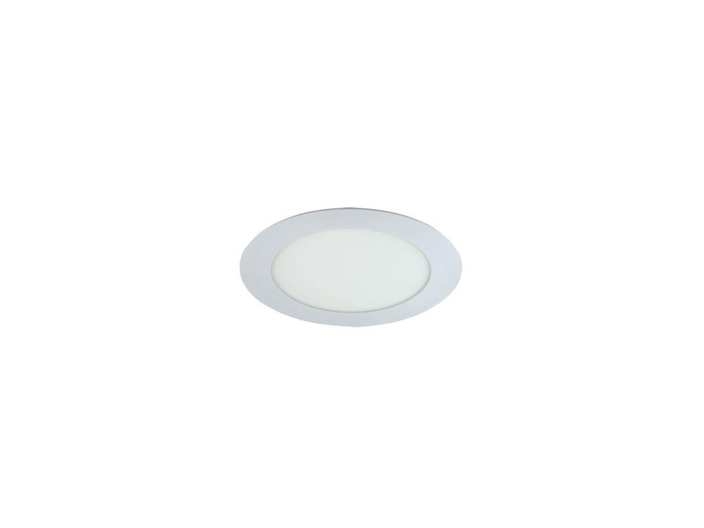 Downlight SLIM LED C 9W 540lm 2700K IP20 120° bílá