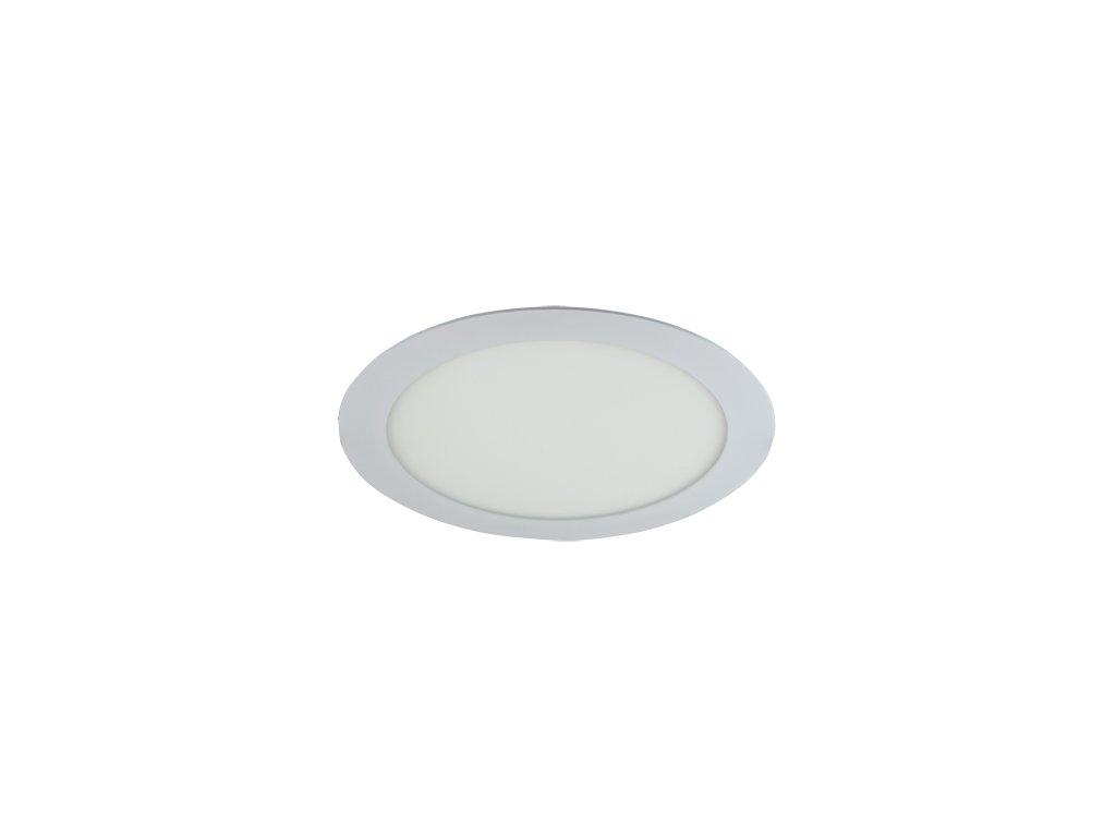 Downlight SLIM LED C 12W 850lm 2700K IP20 120° bílá