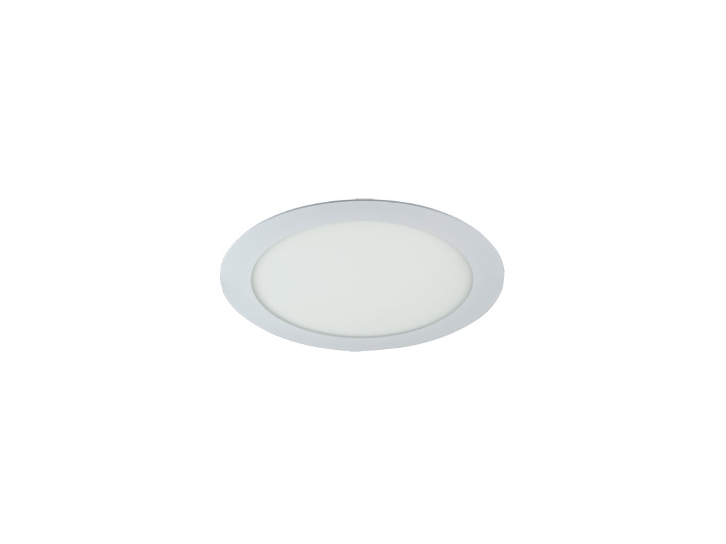 Dekorační svítidlo SLIM LED C 18W WHITE 6500K