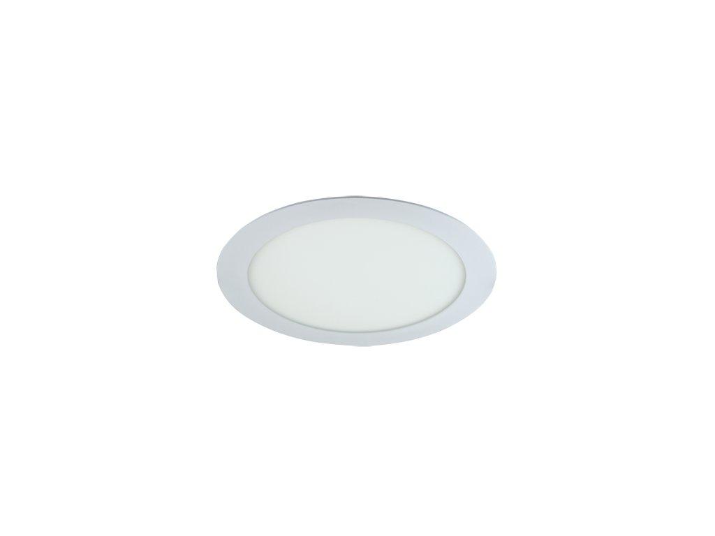 Downlight SLIM LED C 15W 1080lm 6500K IP20 120° bílá