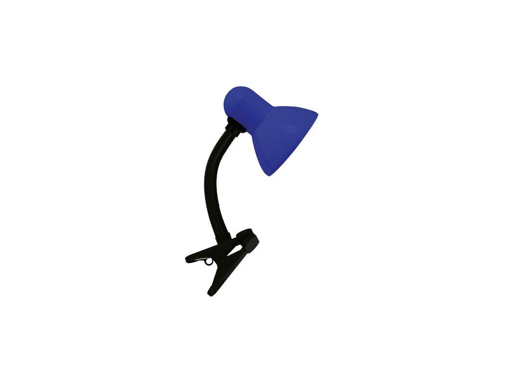 40616 stolni lampicka tola e27 blue clip