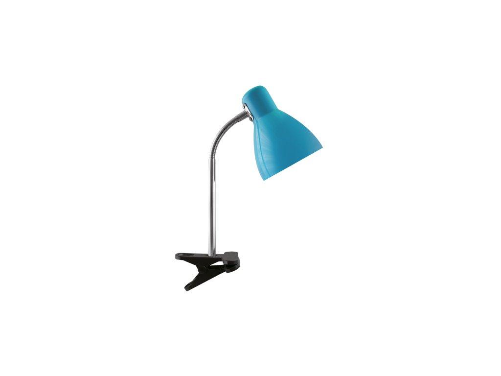 40640 stolni lampicka kati e27 blue clip