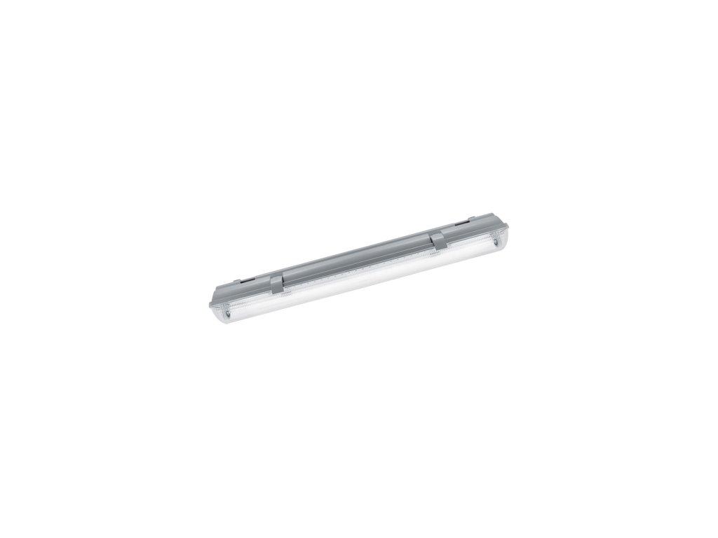 LED Prachotěsné svítidlo HERMAN LED 60cm, 18W T8 60cm IP65 šedá