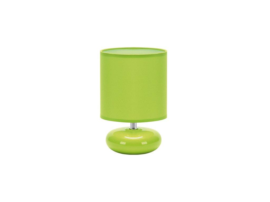41123 stolni lampicka pati e14 green