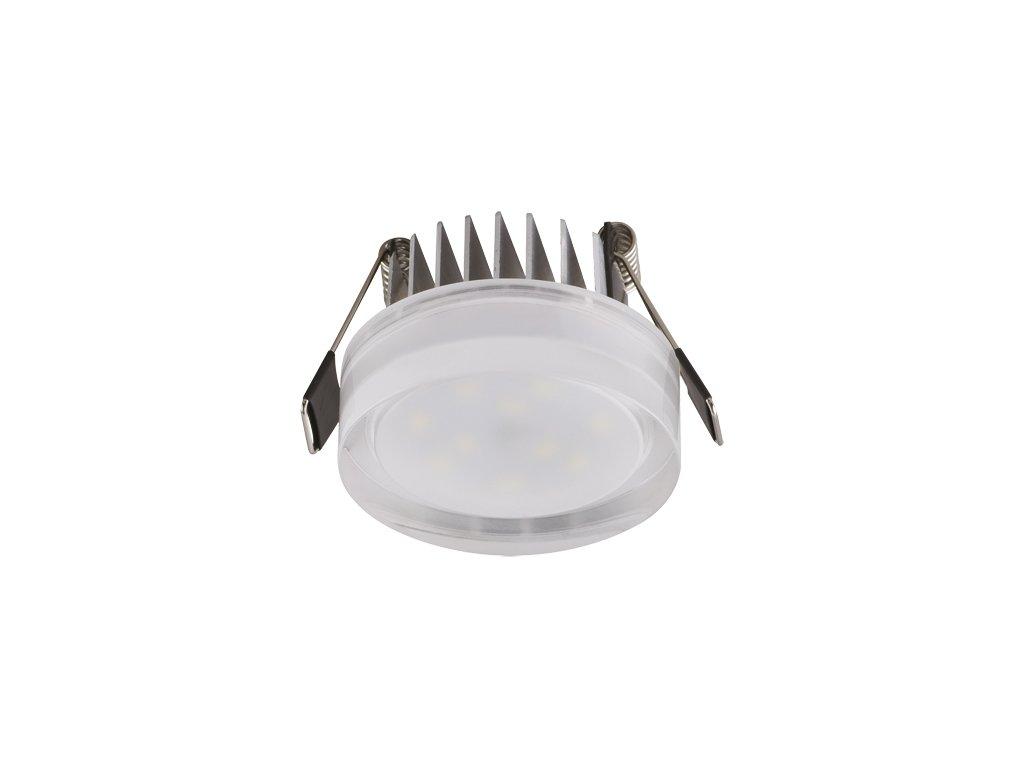 Bodové svítidlo VALERIA LED 5W 400lm 4000K IP20 120° čirá