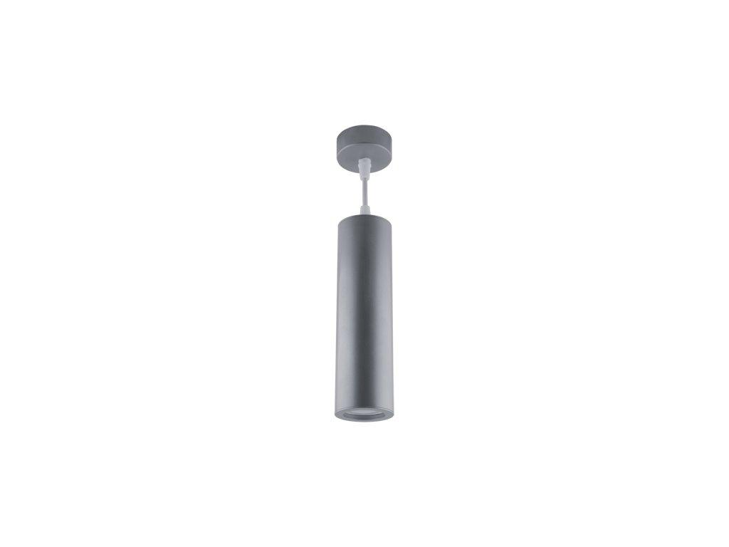 Stropní svítidlo WESPA GU10 max.50W IP20 stříbrná