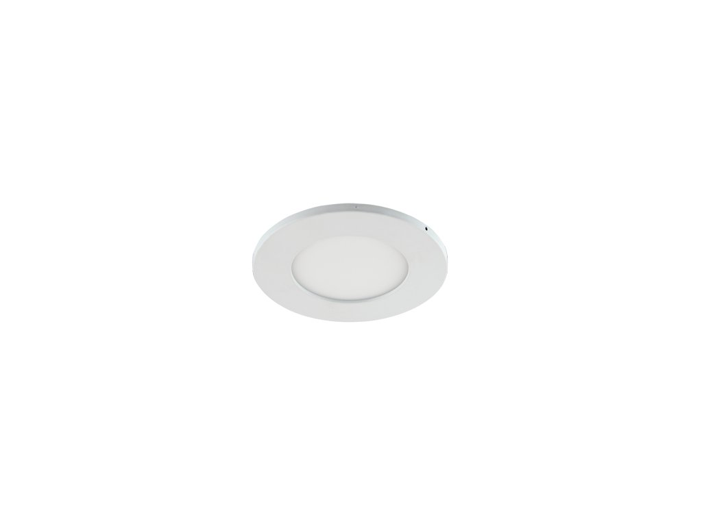 Downlight SLIM IRON LED C 3W 140lm 4000K IP20 120° bílá