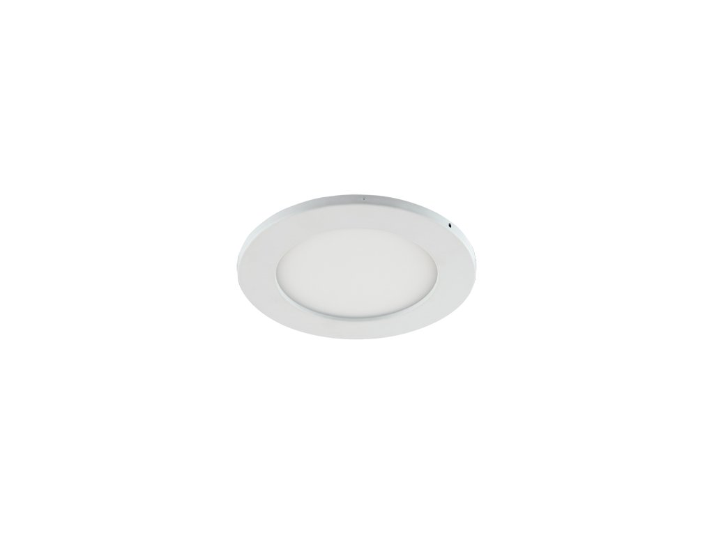 Downlight SLIM IRON LED C 6W 340lm 4000K IP20 120° bílá