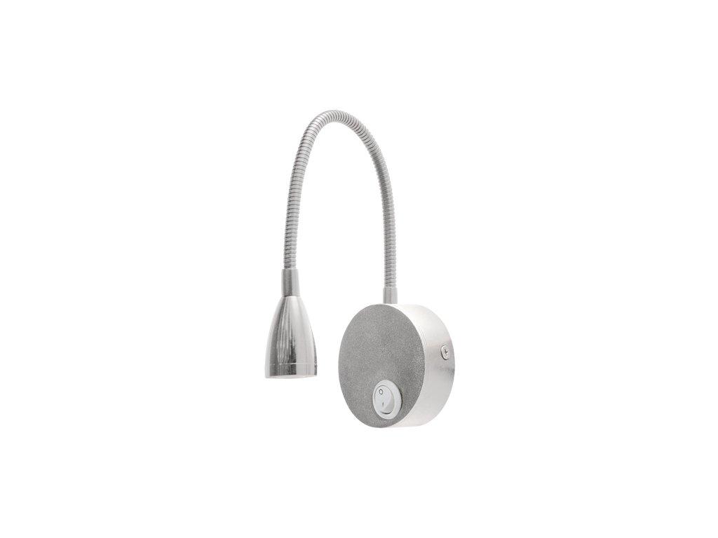 NINA LED 3W stříbrná 4000K IP20