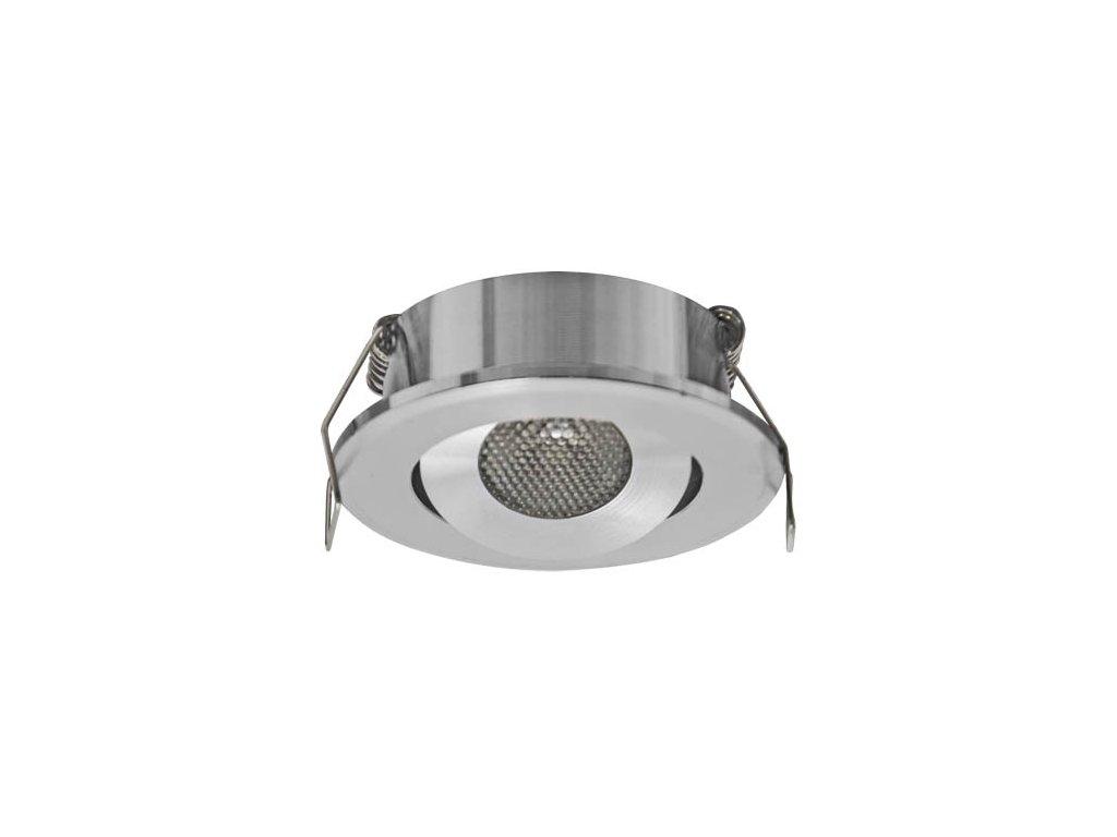 Bodové svítidlo MATI LED C 1,5W 4000K chrom IP20