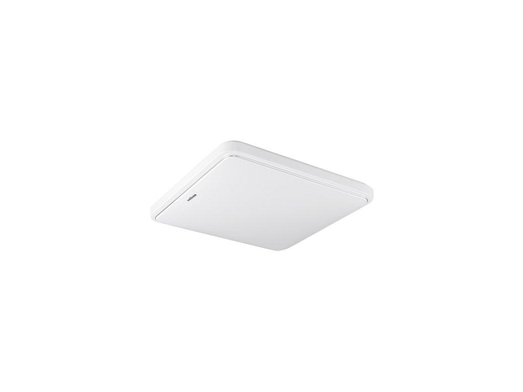 Plafoniera SOLA LED D SLIM MVS 28W 1900lm 4000K IP44 160° pohyb. senzor bílá