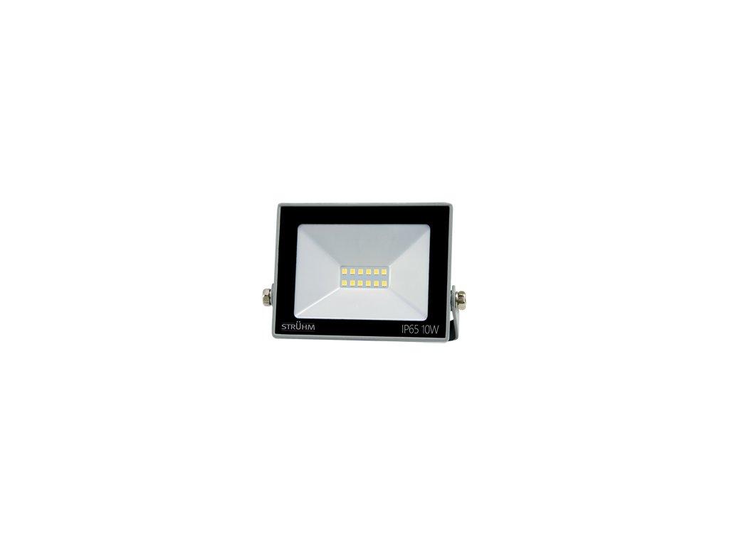 Reflektor KROMA LED 10W 810lm 6500K IP65 120° šedá