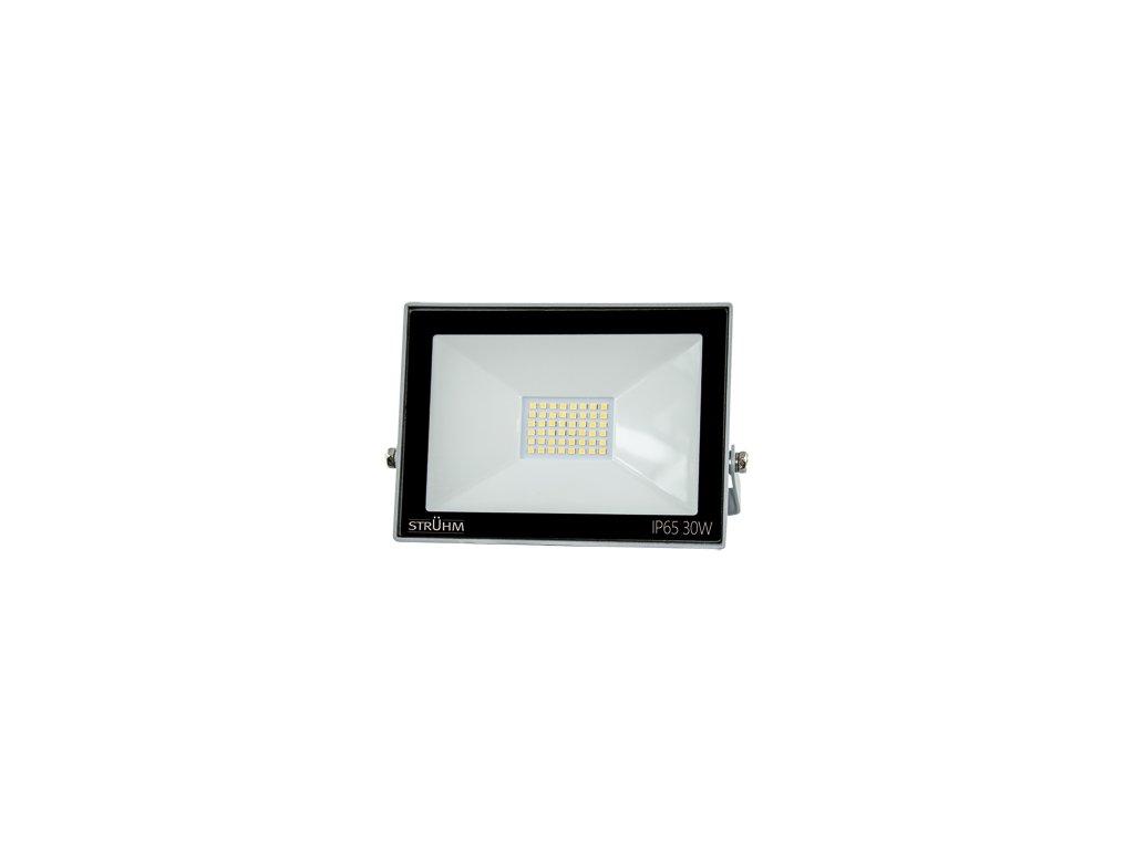 Reflektor KROMA LED 30W 6500K šedá