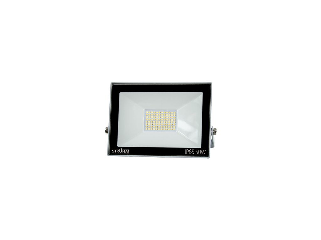 Reflektor KROMA LED 50W 4000lm 6500K IP65 120° šedá