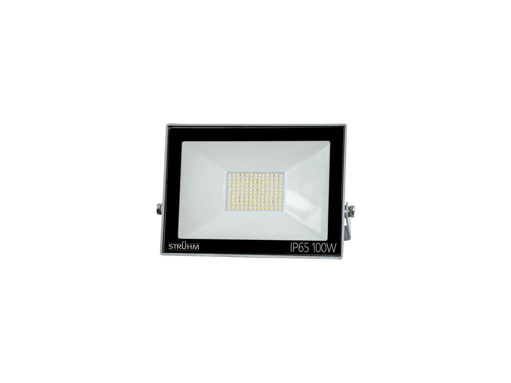 Reflektor KROMA LED 100W 8000lm 6500K IP65 120° šedá