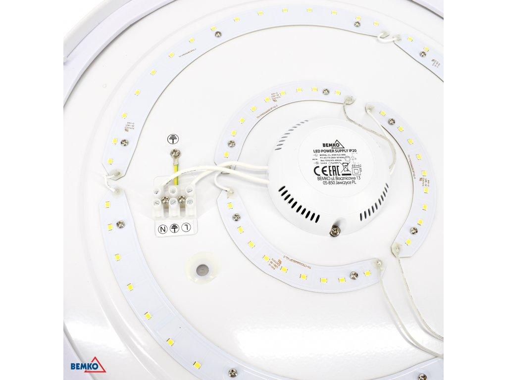 LED svítidlo TOKAR 12W IP44 4000K 960lm 24V~