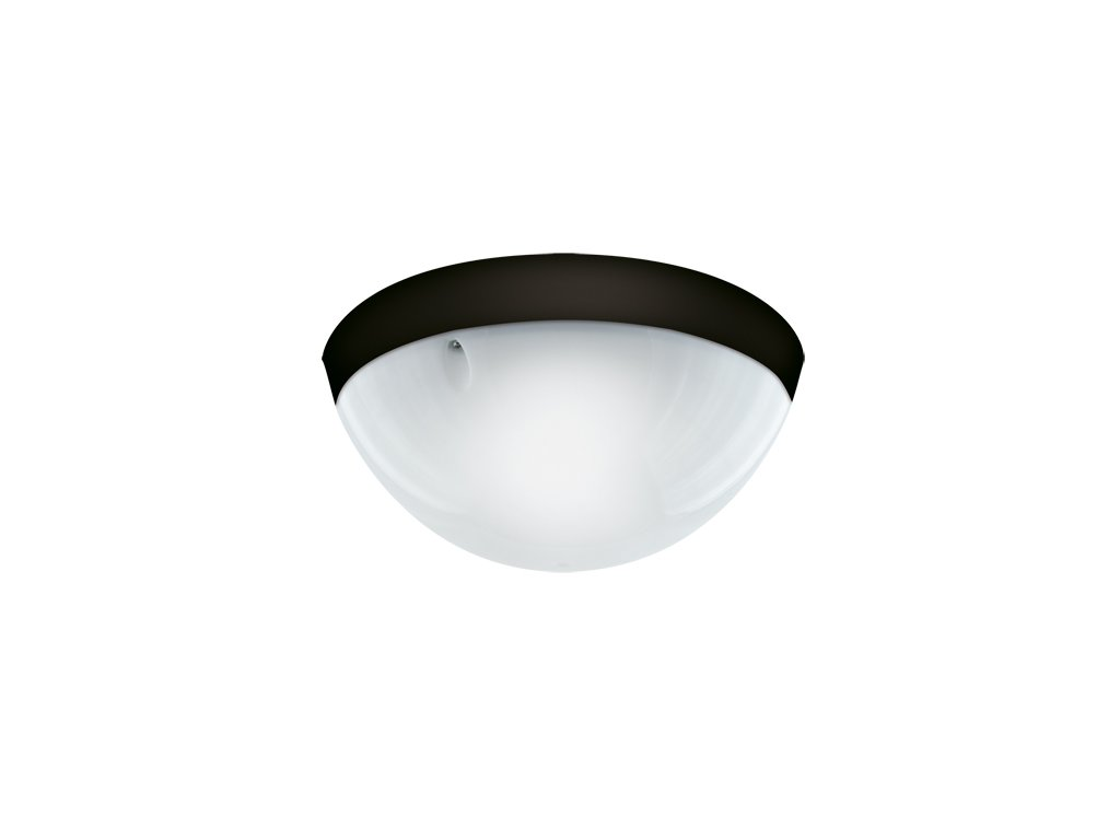 Plafoniera AQUA DOLUNAY E27 max.60W IP54 černá