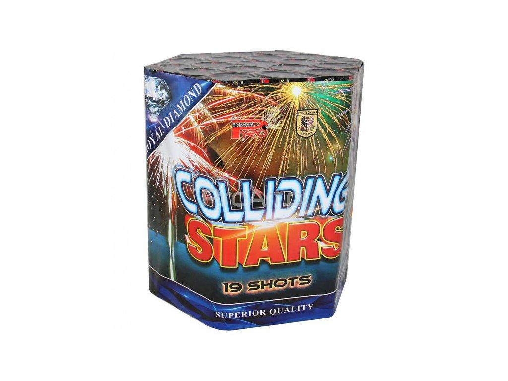 BA19 4808 ohnostroj colliding stars