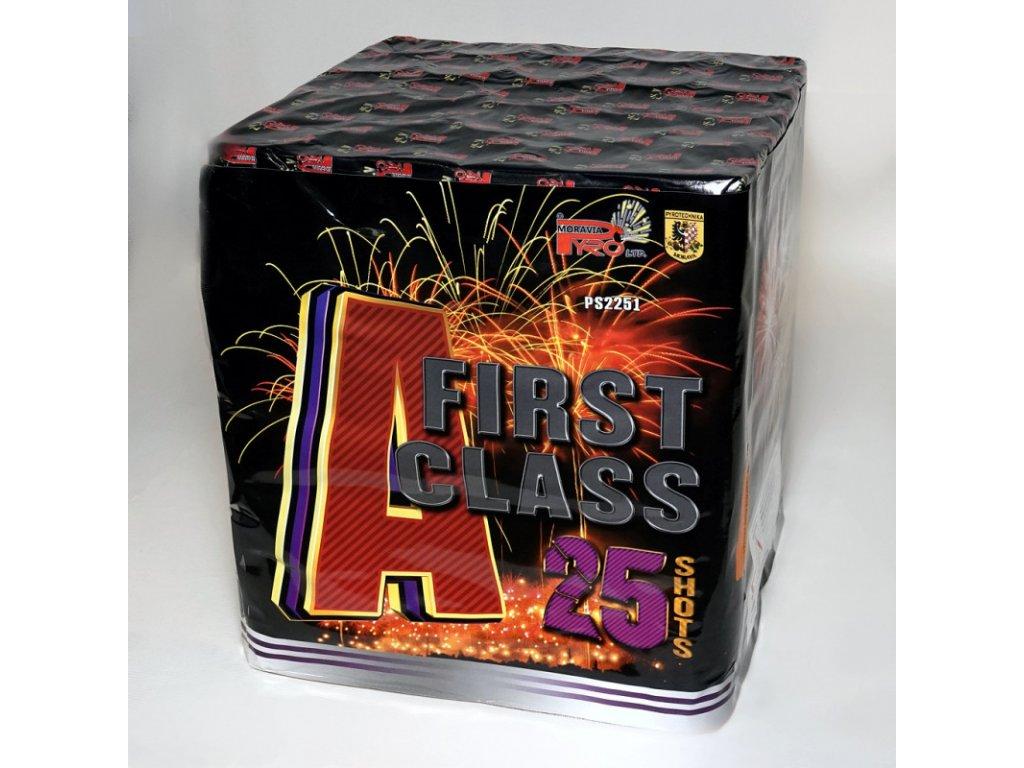PS2251 first class A