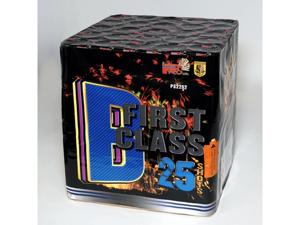 PS2252 first class B