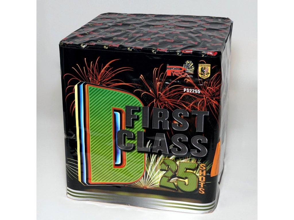 PS2255 first class D