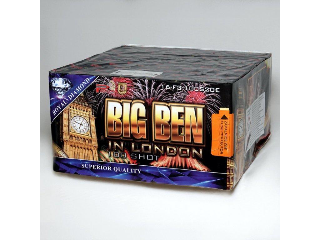 16F3 100S20E big ben in london