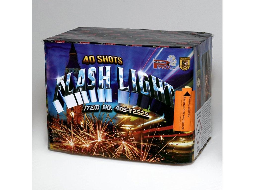 40S F2S25 flash light
