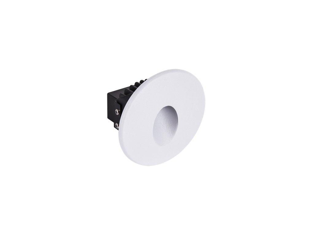 Dekorační svítidlo AZYL LED C 1,6W 4000K IP54 bílá
